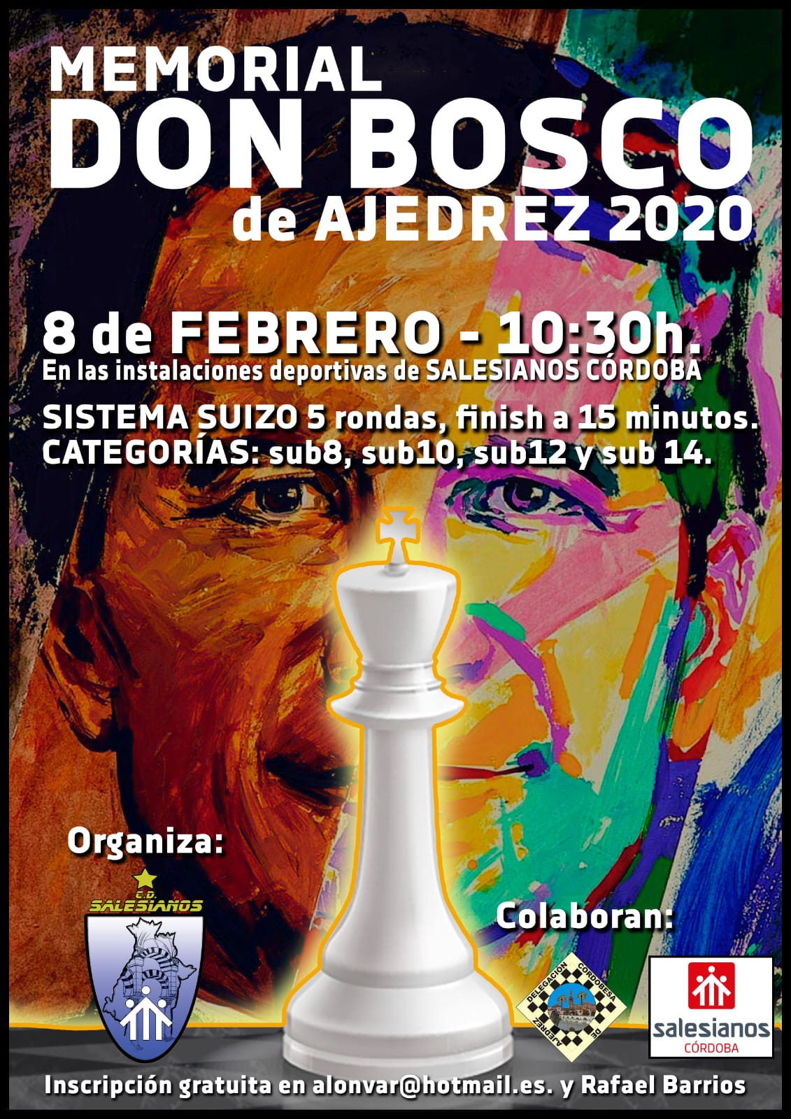 cartel salesianos 2020